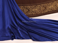 Wholesale 100% mulberry 19mm charmeuse silk duvet cover with UK double size