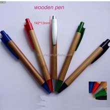 cheaper eco friendly bamboo pen made in china