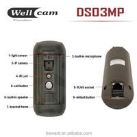 new ip product vandalproof video door phone /door bell