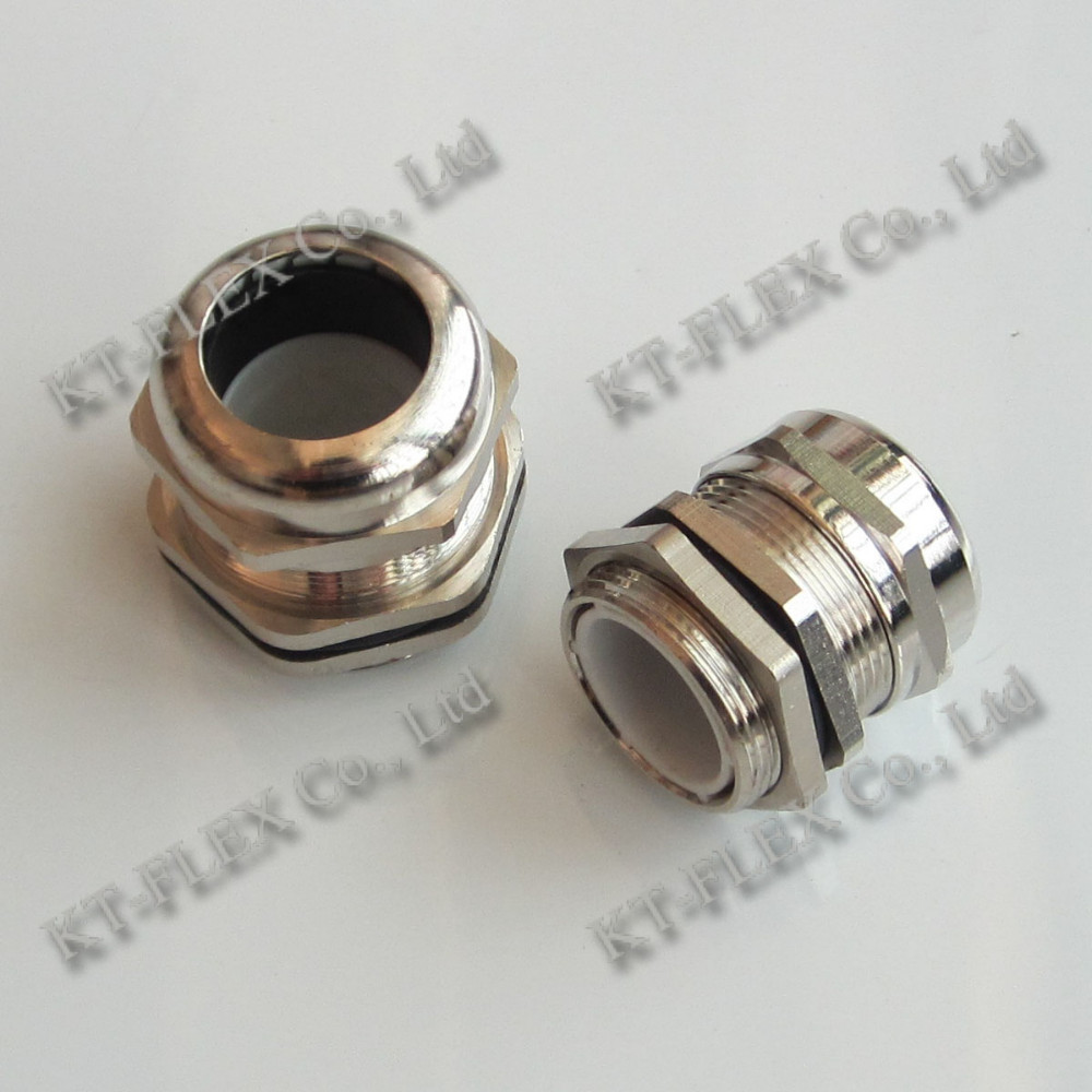 Nickel plated brass pg cable gland buy