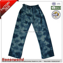 20 years professional BSCI approved factory fleece trousers running jogging sweat pant