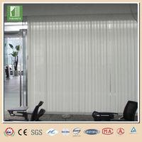 PVC plastic clips for vertical venetian blinds window blind component