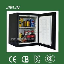 25L small absorption type hotel bedroom used portable mini fridge