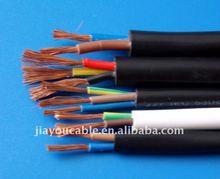 cables de la energía eléctrica