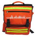 Custom dupla- ombro de primeiros socorros mochila mochila de resgate de emergência para