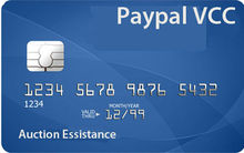 Paypal VCC - Verify Your Paypal Account