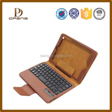 Wholesale Fashion Design tablet leather case for lenovo a3500-hv , Genuine Leather 7 inch Tablet Case for Ipad