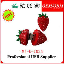 Hot customized PVC usb memory stick for promotion , Paypal/Escrow accept