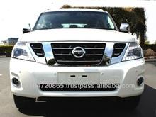 2014 Nissan Patrol LE PLATINUM V8 FULL OPTION