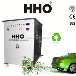 HHO3000 Car carbon cleaning moped car