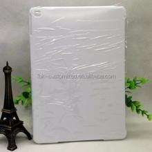 Bulk 3d sublimation blank case protective case For iPad air 2/6