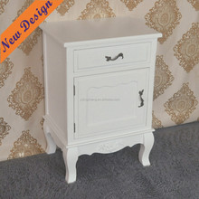 living room set French provencial style 1 drawer cabinet with door cupboard