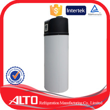 Alto quality certified all in one heat pump with 300 litre water tank