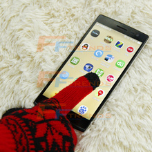 2014 new Touch Screen Gloves/Smartphone Gloves/Touch Gloves jacquard weave