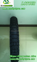 LOTOUR brand 3.50-19 motorcycle tyres