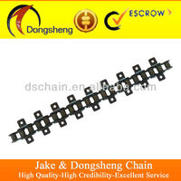 12A conveyor roller chain with pads K1