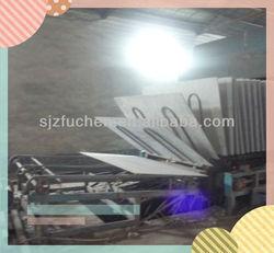 easy operate fiber cement board production line