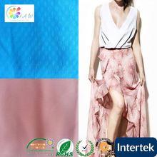 double crepe fabric Bridal fabric 100% silk organza