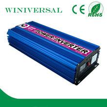 2000w 12v 220v ac dc inverter a onda sinusoidale pura fuori dalla griglia di energia solare inverter usato per il