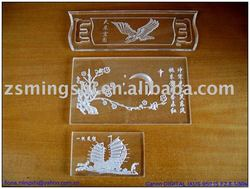 Acrylic Carving Board