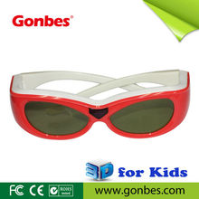 Active Shutter 3D HDTV Glass Eyewear for Kits support Bluetooth & Infared signal for Sharp Samsung Sony LG PANASONIC