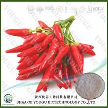 Capsaicin 55%,95%,Cayenne extract,Capsicum Extract Powder
