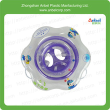 Inflatable PVC baby swimming ring/swimming seat