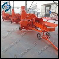 Forage chopper/animal farm feed making equipment/corn stalk cutting machine