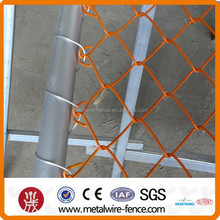 Galvanized/PVC Sprayed Safety Crowd Barrier
