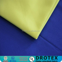 Silver High Reflective Fire Retardant Drapery Fabric For Safety Clothes