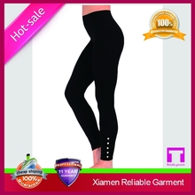 OEM athletic high quality cheap fitness custom made yoga pants wholesale from Factory supply