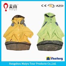 Maiyu waterproof dog suit dog coat for large dogs