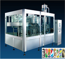 Carbonated Beverage Bottle/cans Filling/Machine Manufacturing Equipment