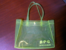 Custom made carry-on bag shirts pvc tote bag