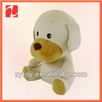Most marketable exquisite lovely plush big ears dog toy in china shenzhen OEM