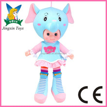 hot sale factory low MOQ american girl doll dress, wholesale china, plastic doll
