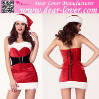 Customized 2015 Dear lover hot selling new years christmas eve dresses