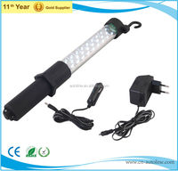 Rechargeable 30 LED rechargeable led magnetic work light with 14LEDs torch