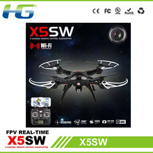 Syma X5SW 4 channels 6 Axis Gyro RC Wifi FPV Drone helicopter with camera