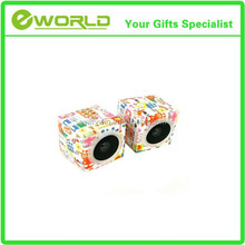 Cheap Foldable Portable Mini Paper Speaker