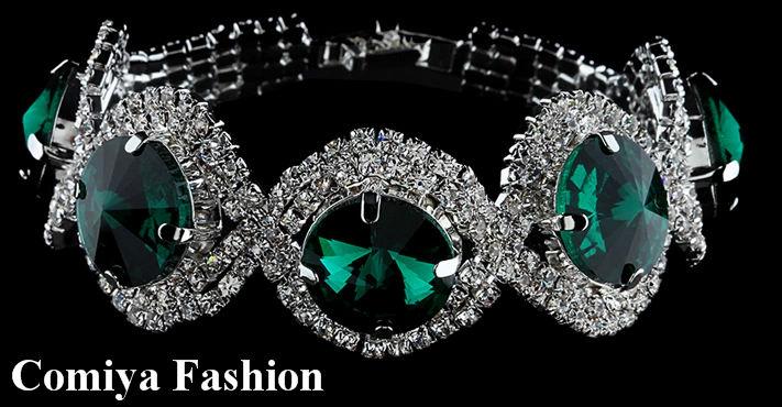Crystal Bracelet India Crystal Vintage Bracelet
