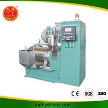 Automatic wet grinding bead mill for paint
