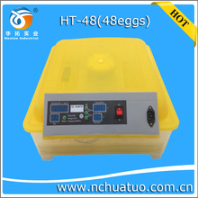 2014 full automatic mini egg incubator hot in Africa (capicity 48 eggs)