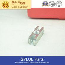 Aluminium Ni Plated small engine parts Custom-made