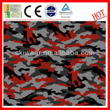 red military camouflage fabric wholesale army camouflage fabric