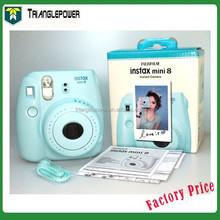 Fujifilm Instax Mini 8 Instant Film Camera ( Blue )