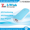 Anti-lost Quad Band GPS/GPRS/GSM T-Mobile GPS Tracker Long time standby gps power bank