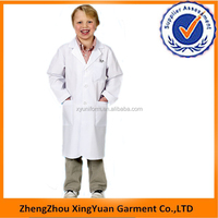 High Quality Kid And Adult Medical White Lab Coat
