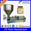 Semi automatic liquid filling machine,honey filling equipment