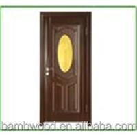 Efficient New Model Wood Plastic Composite Interior Door